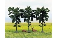 Gaugemaster GM187 Model Railway Pine Trees (Pack of 3)