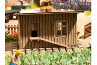 Noch N14378 Chicken Shed Laser Cut Minis Kit