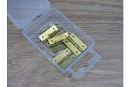 Expo A30043  25mm Brass Hinges With Pins 4