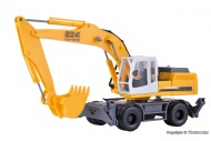 Kibri 11261 LIEBHERR 934 Litronic With Wheel Running Gear