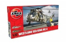 Airfix A04056 Westland Sea King HC.4 Helicopter 1:72 Scale Model Kit