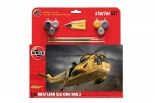 Airfix A55307A Large Starter Set - Westland Sea King