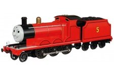 Bachmann 58743BE James The Red Engine With Moving Eyes