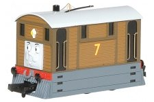 Bachmann 58747BE Toby The Tram Engine With Moving Eyes