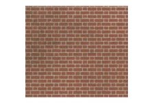 Metcalfe MOO54 Red Brick Sheets
