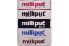 Milliput 44014 Black Modelling Putty
