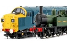 model railway locomotives at discount prices