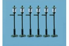 Modelscene 5004 Gas Lamp Posts