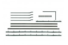 Ratio 538 Gutters And Downpipes Kit