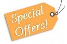 special offers on model railways