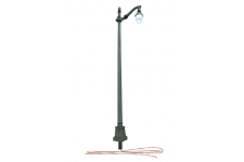 Woodland Scenics WJP5639 Arched Cast Iron Street Lights