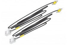 Woodland Scenics WJP5742 Yellow Stick-On LED Lights