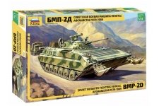 Zvezda 3555 BMP-2D Russian Infantry Fighting Vehicle 1:35 Scale Model Kit