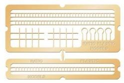 Peco-Ratio-218-N-Scale-Signal-Laddering-Kit-etched-brass681