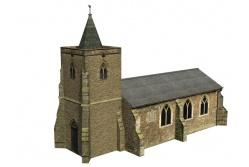 bachmann-scenecraft-44-0052-oo-scale-church681
