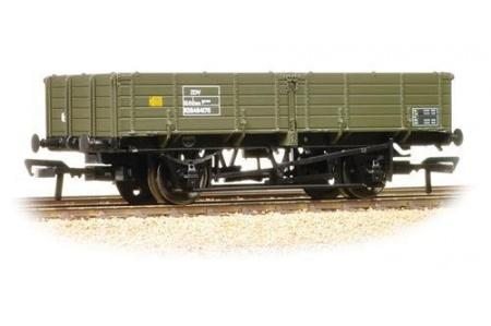 BACHMANN 38-702 12 TON PIPE WAGON BR ENGINEERS OLIVE GREEN