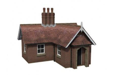 Bachmann Scenecraft 44-0078 Crossing Keeper's Cottage