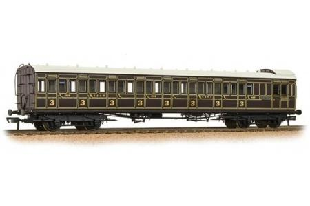 Bachmann-39-620-OO-Gauge-SE-CR-60--Birdcage-Brake-3rd-SE-CR-Dark-Lake681