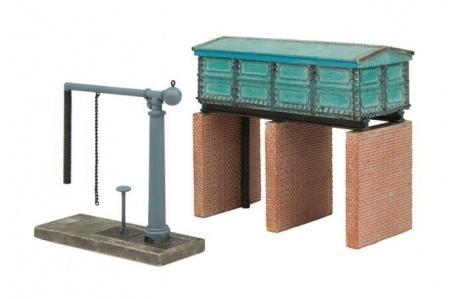 Bachmann-Scenecraft-44-0073-OO-Scale-Weybourne-Water-Crane-and-Tank681