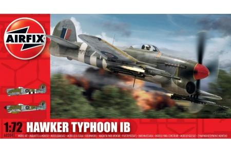 Airfix A02041A Hawker Typhoon IB Package