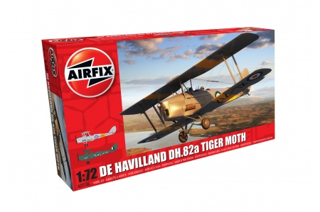 Airfix A02106 deHavilland Tiger Moth