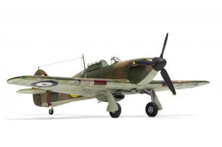Airfix A05127A Hawker Hurricane Mk.1 Front Right