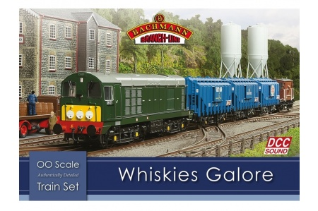 Bachmann 30-047 Whiskies Galore With DCC Sound Box