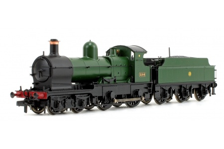Bachmann 31-090DS GWR 32XX Earl 3206 Earl of Plymouth GWR Green Front Left