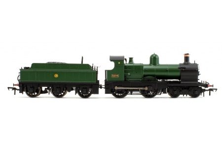 Bachmann 31-090DS GWR 32XX Earl 3206 Earl of Plymouth GWR Green Side
