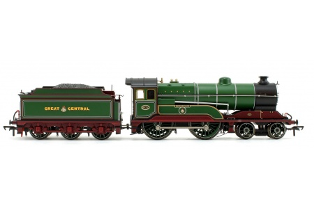 Bachmann 31-147DS GCR 11F 502 Zeebrugge GCR Lined Green