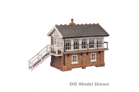 Bachmann 42-0060 Scenecraft March West Signal Box