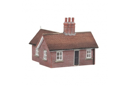 Bachmann 42-0078 Scenecraft Crossing Keepers Cottage