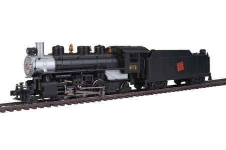 Bachmann 51524 Prairie 2-6-2 Smoke & Tender Canadian Nation