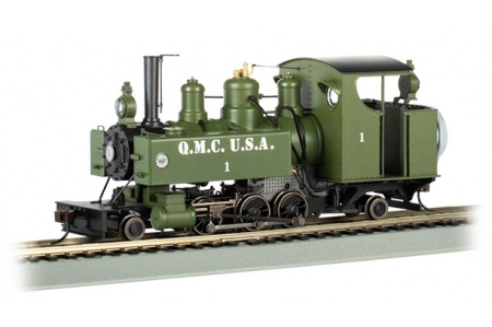 Bachmann 29504 2-6-2T Baldwin Class 10 Trench Engine