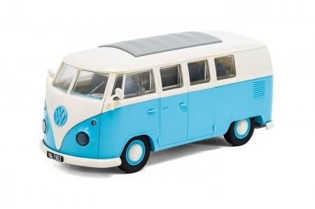 Airfix J6024 Quick Build VW Blue Camper Van 2