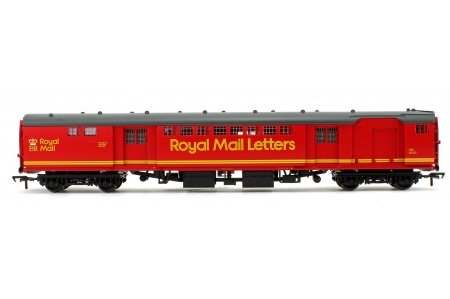 Bachmann 39-430A BR Mk1 POS Post Office Sorting Van Royal Mail Letters Side