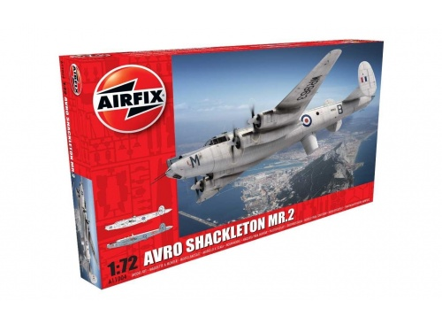 Airfix A11004 Avro Shackleton MR2 1:72 Scale Plastic Kit
