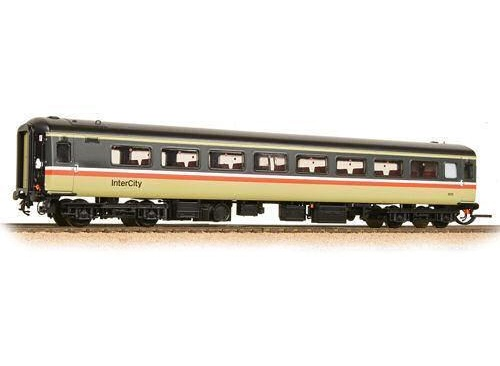 Bachmann Branchline 39-677DC Br Mk2F Tso Tourist Second Open Coach Intercity DCC Fitted