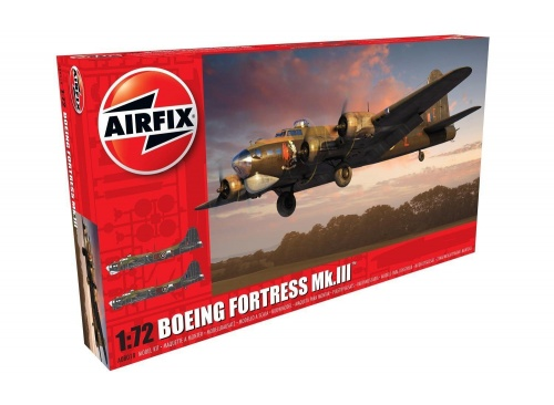 a08018 boeing fortress mk iii 3d box