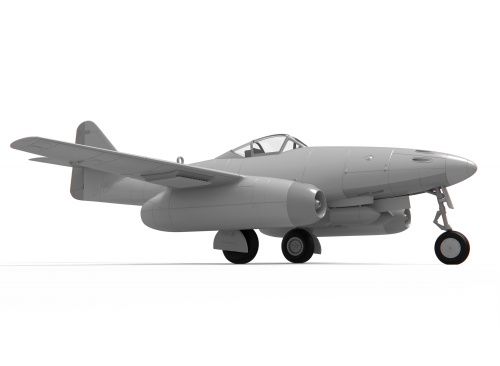 Airfix A03090 Messerschmitt ME262A-2A Front Right