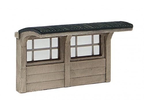 Bachmann 42-593 Concrete Bus Shelter