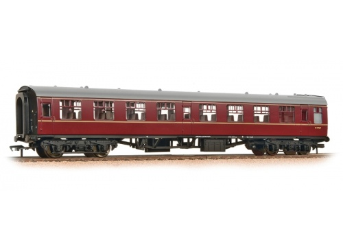 Bachmann Branchline 39-051E Br Mk1 So Second Open Maroon