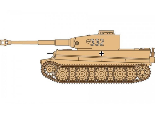 Airfix A01308 Tiger I Tank Model Kit Picture 1airfix-a01308-tiger-i-tank-model-kit-picture-1
