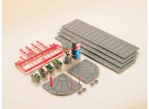 Auhagen 12254 1:100 Pavements And Accessories