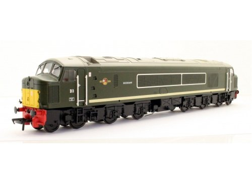 Bachmann 32-650DS Class 44 D3 Skiddaw BR Green (Small Yellow Panels) Diesel Locomotive DCC Sound