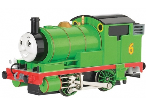 Bachmann 58742BE Percy The Small Engine With Moving Eyes