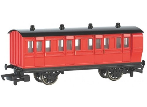 Bachmann 76039BE Red Brake Coach