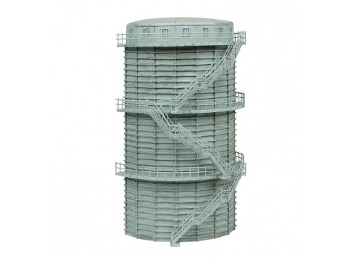 Bachmann Scenecraft 42-211 Low Relief Gasometer